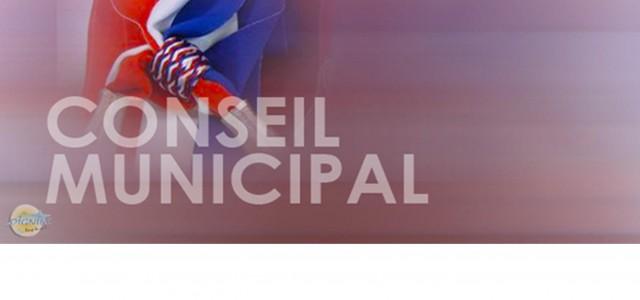 La prochaine séance du conseil municipal aura lieu le mercredi 25 janvier 2017à 20h. voir l'Ordre du Jour