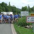 Les 9 cyclistes viennent d'investir les rues de Saint-Julien-de-Coppel. Après 735 km effectués en 7 jours (dont 5 sous la pluie) ces sportifs souriants et heureux de conclure leur […]