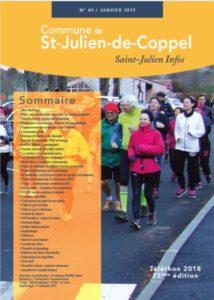 Saint-Julien Infos janvier 2019