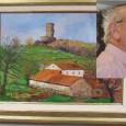 Louis Roche expose à la Maison grenouille à Pérignat es Allier. Du 06 Décembre 2014 au 15 Janvier 2015 : pastels -aquarelles et peintures à l'huile