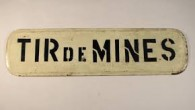 La direction de la carrière de Glaine informe que destirs de mines auront lieu le jeudi 27ou le vendredi 28 juillet2017 entre 10 et 14 heures.