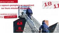 A partir du 1er juin 2016, les sapeurs-pompiers se recentrent sur leurs missions d'urgences. En effet, sur les 52 000 interventions effectuées en 2015, près de 7 000 ne relèvent […]