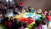 Le 8 juin, les bénévoles de la bibliothéque ont reçu les classes dematernelles de Céline et Nicole pour un tapis d'animation sur le thèmedes couleurs, histoires racontées avec de […]