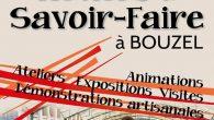 Dimanche 19 juin 2016 à Bouzelaura lieu la journée du patrimoine de pays et des moulins. Des animations, expositions, visites et démonstrations artisanales sont prévues : libres ou sur […]