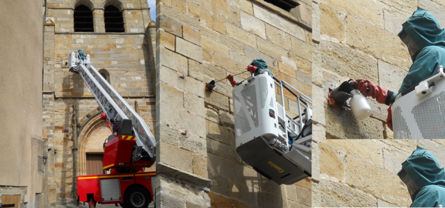 Ce mercredi 15 juin les sapeurs pompiers du SDIS des casernes de Vic le Comte et Cournon sont intervenus pour déloger trois nids de guêpes et abeilles. Un nid dans […]