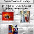 Du 4 au 13 novembre 2016, 3 artistes peintres exposent leurs œuvres salle Priestley à Contournat. Geneviève Roussat, Astrid Costilhes et Boubekeur Korchi vous accueilleront : de 10 à […]