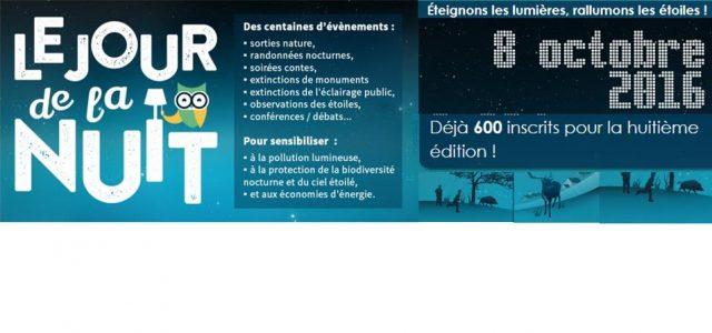 8ème édition du Jour de la Nuit – Samedi 8 octobre 2016 – Paris, le 04 octobre 2016 – Ce week-end se déroulera la 8ème du Jour de la Nuit, […]