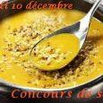 Samedi 10 décembre, le comité des fêtes animera le marché de Noël de l'amicale laïque en vous proposant de participer à un concours de soupes. Les meilleures seront récompensées […]