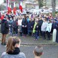 La cérémonie commémorative de la rafle du 16 décembre 1943 par l'armée allemande aura lieu vendredi à 9 h 15 au monument aux morts de Saint Julien. Une classe de […]