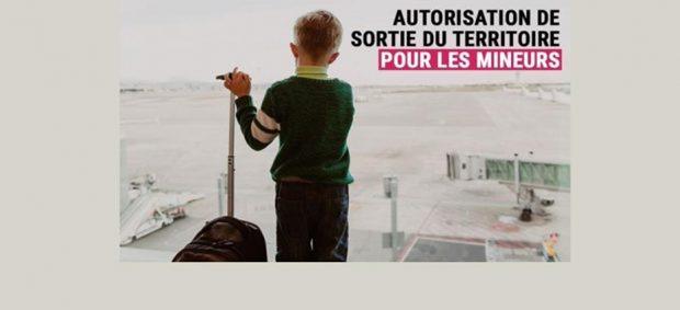 L'autorisation de sortie du territoire (AST) d'un mineur, supprimée en2012 mais rétablie, devient obligatoire depuis dimanche 15janvier 2017. Pour voyager à l'étranger, la personne mineure devra présenter une pièce d'identité […]