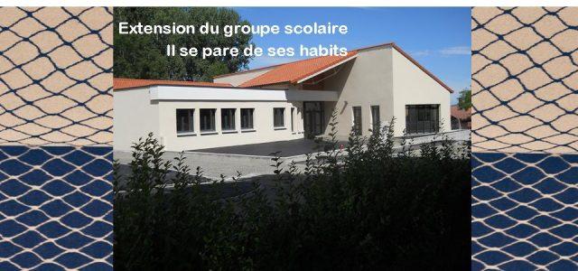 Samedi 29 juillet 2017 – Le groupe scolaire se pare de ses habits Les travaux d'extension du groupe scolaire vont bon train. Les enduits de façades sont terminés. Les menuiseries […]