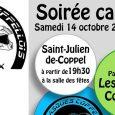 L'association des Casques Coppellois organise son repas annuel le 14 octobre 2017 >>>Voir l'affiche Cette année nous nous retrouverons autour d'un cassoulet. Casqué(e)s mais aussi familles, amis ainsi que tous […]