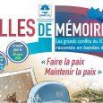Concours BD Bulles de Mémoire 2018 organisé par l'Office national des anciens combattants et victimes de guerre en partenariat avec le Musée de l'Ordre de la Libération, l'Académie Brassart-Delcourt et […]