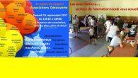 Samedi 16 septembre, à la salles des fêtes, à la maison des associations et autour de la place du Breuil, de 13h30 à 18h se tiendra le 2èmeforum «Associations-Découverte». Une […]