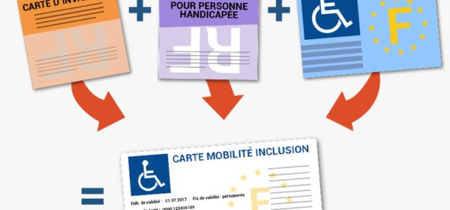 Depuis le 1er juillet, la Carte mobilité inclusion (CMI) remplace les cartes d'invalidité, cartes de priorité pour personne handicapée et cartes de stationnement. C'est quoi la Carte Mobilité Inclusion ? […]