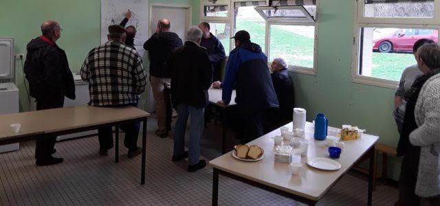 Ce samedi 3 mars, quelques agriculteurs ont répondu présents à l'invitation de la commission voirie. La municipalité souhaitant de nouveau restaurer quelques chemins structurants. A l'issue de la réunion et […]