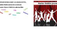 Les jeunes de Saint-Julien font du théâtre Le dimanche 10 juin, à 14h30, dans la Salle des Fêtes de Saint-Julien, les jeunes de l'atelier théâtre «On commence tréteaux» seront heureux […]