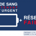 L'Établissement Français du Sang est toujours à la recherche de donneurs. Une collecte aura lieu au moulin de l'étang, à Billom, le vendredi 31 août 2018 de 15 h […]