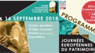 Organisez votre programme autour de Billom pour le week end du 15 et 16 septembre ! Le pays d'art et d'histoire vous propose un choix de rendez-vous originaux, familiaux et […]