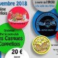 Les membres du moto-club les Casques Coppellois organisent leur repas annuel le samedi 24 novembre 2018 à la salle des fêtes de Saint-Julien-de-Coppel. >>>Voir l'affiche  Ambiance et bonne humeur […]