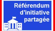 Le référendum d'initiative partagée est le dispositif prévu par l'article 11 de la Constitution depuis la révision constitutionnelle de 2008. Un référendum portant sur les domaines mentionnés à l'article 11 […]
