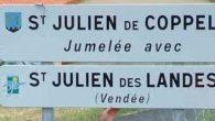 Le comité de jumelage «les Saints Ju'liens» vous informe : Pour le voyage à Saint Julien des Landes le car est complet ainsi qu'un mini bus. Rappel : Pour tous […]