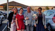 Le lundi 2 septembre avait lieu la rentrée des dirigeants, et à cette occasion le club à reçu le trophée Féminisation du Club. Félicitations à : Emilie (secrétaire), Estelle […]