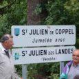 Le comité de jumelage les St Ju»Liens», vous informe de l'annulation de l'anniversaire des 30 ans d'amitiés avec St Juliens des Landes. Ce rassemblement se fera à une date […]