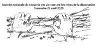 Compte tenu de la situation exceptionnelle liée à l'état d'urgence sanitaire et aux mesures de confinement, Monsieur le Maire, procédera seul, au pavoisement du monument aux Morts, dimanche 26 avril […]