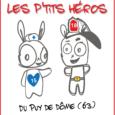 Les mardis 25 mai et 1er juin 2021, l'association «Les P'tits Héros – Puy-de-Dôme» est intervenue auprès des classes de CE1/CE2, CE2/CM1 et CM1/CM2 pour une initiation aux gestes qui […]