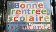 Jeudi 2 septembre dernier, 130 élèves ont repris le chemin de l'école de Saint-Julien-de-Coppel. La municipalité leur souhaite ainsi qu'à leurs parents et enseignants une très belle année scolaire.