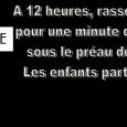 Une minute de silence sera observée lundi à 12h00 partout en France, où les drapeaux vont également être mis en berne jusqu'à mardi, en hommage aux victimes des attentats de […]