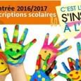 Les inscriptions pour la rentrée 2016-2017 à l'école de Saint-Julien-de-Coppel se dérouleront, sur rendez-vous, les semaines du 4 au 8 avril et du 25 au 29 avril 2016. Pour prendre […]