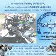 Le Président Thierry Brasseur, les Membres du Bureau et tous les adhérents du moto-club «Les Casques Coppellois» vous souhaitent de très bonnes fêtes de fin d'année et […]