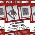 Vendredi 24 novembre à 18h vous êtes cordialement invité.e.s à l'inauguration de l'exposition qui se tiendra du 24 novembre au 03 décembre à Contournat >>>Visualiser le carton d'invitation et les […]