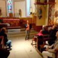 Une cinquantaine de personnes ont bénéficié des journées du patrimoine pour visiter la chapelle de Contournat et constater la nécessité et l'urgence des travaux d'étancheïté, la pluie de ce dimanchea […]