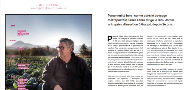 Clermont Auvergne Métropole, dans son numéro de décembre 2020-janvier 2021, dresse le portrait d'un coppellois bien connu à Saint-Julien-de-Coppel => pages 18 et 19 du magazine Métropole Voir les autres […]