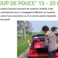 La Communauté de communes aide à financer, le permis de conduire, le BAFA, aux jeunes âgés de 15 à 20 ans. En contrepartie ceux-ci s'engagent à effectuer un nombre d'heures […]