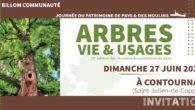 La Journée du Patrimoine de Pays et des Moulins du 27 juin prochain, organisée par Billom Communauté, célèbrera cette année le thème «L 'Arbres : vie et usages» . A […]