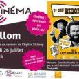 Une soirée détonante en préparation Lundi 26 juillet, la ville de Billom, Billom Communauté et Ciné parc s'associent pour une soirée ciné spectacle en plein air au théâtre de verdure […]