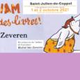 «13ème édition du «Miam Miam…Des livres!» Té ki toi? Les 1er et 02 octobre 2021 à Saint-Julien-de-Coppel Organisé par le Collectif Miam Miam… Des livres! et la commune de Saint-Julien-de-Coppel, […]